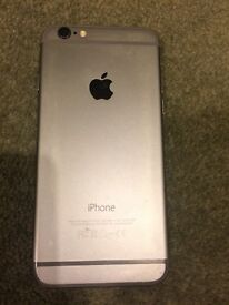 Apple iphone 6 16GB Silver mint condition with accessories
