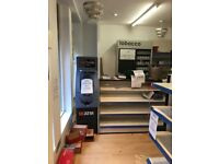 Commercial Shop to Rent - perfect for convenience store/retail/beauty