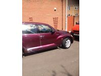 PT Cruiser 2.2 Diesel....very good cond...13 months MOT...leather int...LOTS OF NEW PARTS