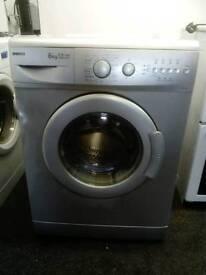 Beko washing machine 6kg AA class
