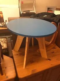 Small kids round Ikea table