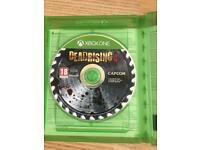 used game xbox one Deadrising3