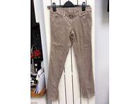 Girls Next Corduroy Trousers - Age 11 - Hitchin