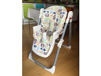 Cosatto 'noodle' highchair