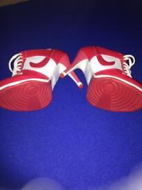 Trainer high heels