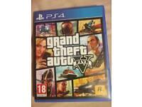 GTA 5 - Grand Theft Auto V - PS4