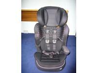 Car seat, groups 1 2 3, 9-36kg