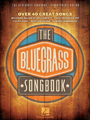 THE BLUEGRASS SONGBOOK PIANO VOCAL GUITAR SHEET MUSIC SONG BOOK on Rummage