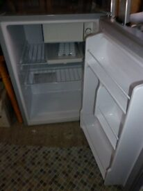 Small Logik work surface refridgerator