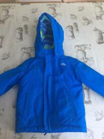 12-18 Trespass coat