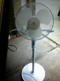 Fan floor standing