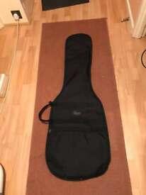 Fender bass gig bag