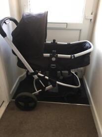 Mothercare pushchair - suitable from birth