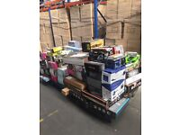 Electrical pallets joblot redundant stock