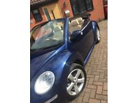 VW Beetle Cabriolet!!