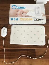 Nanny baby sensor breathing monitor