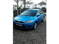 2010 '59' Ford Focus Style 1.8 Petrol 83,000 Miles