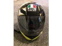 AGV K3 Rossi motorcycle helmet