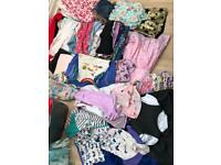 70 items of girls age 4/5 clothes