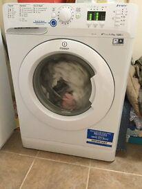 Indesit washing machine 9kg
