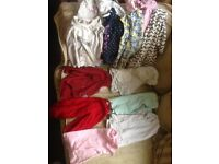 Girl clothes ages 6-9 9-12 months