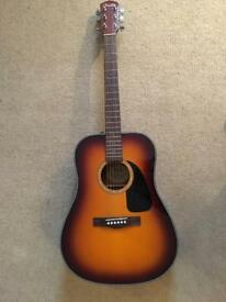 Great Condition Fender Acoustic Guitar