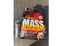 Mutant Mass 6.8kg Bag From PVL Muscle Weight Gainer/ MIXER