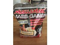 Whey Protein Mass Gainer! Vanilla - Allmax!!