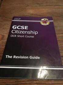 GCSE citizenship rivison book