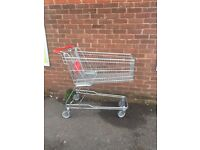 SHOPPING TROLLEYS VERY GOOD CONDITION MUST BE SEEN