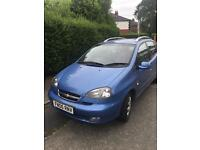 Chevrolet tacuma spares or repairs