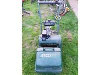 Atco mower