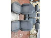 Skoda Octavia complete set of seats ,Front and Rear suit Taxi No Rips fit 98-08