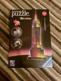 Ravensburger Empire State Building 3D Puzzle