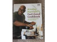 Exotic Cook Book- Ainsley Harriott - New Unused Hard Back