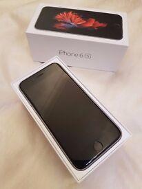 Apple iPhone 6s - 64GB - Silver Space Grey (Unlocked)