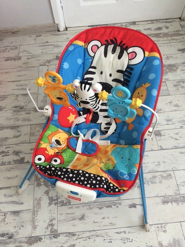 Bouncing chair Fisher Price £20