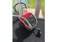 Dog stroller/Bike trailer
