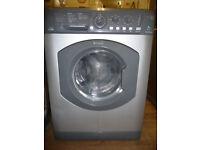 Hotpoint Aquarius Washer Dryer in Graphite