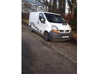 renault traffic nice clean van spotless clean in and out