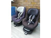 Maxi-Cosi Family Fix base and Maxi-Cosi Pearl car seat x 2 - Bargain price for quick sale