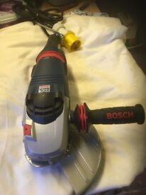 New unused Bosch Angle grinder model gws22-230LVI
