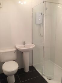 Ground floor two bedroom flat to rent near Falkirk High and town centre
