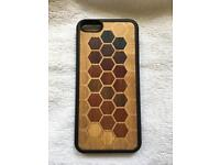 Pure Wooden Hexagon IPhone 5S Case