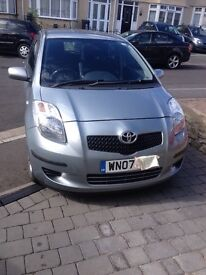 For sale Toyota Yaris semi auto,very nice car,must be seen