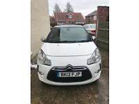 Citroen DS3 1.6 sports package free tax