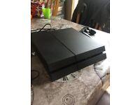Sony PlayStation 4 Console 500 GB Edition Jet Black