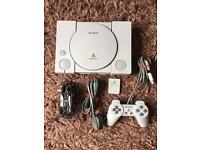PlayStation 1 console. Ps1