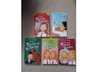 Set of Malory Towers books by Enid Blyton