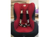Britax Isofix car seat for age 9 months to 4 months